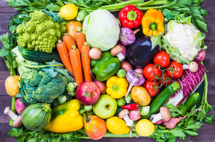 7 astuces pour une alimentation saine en 2020!!