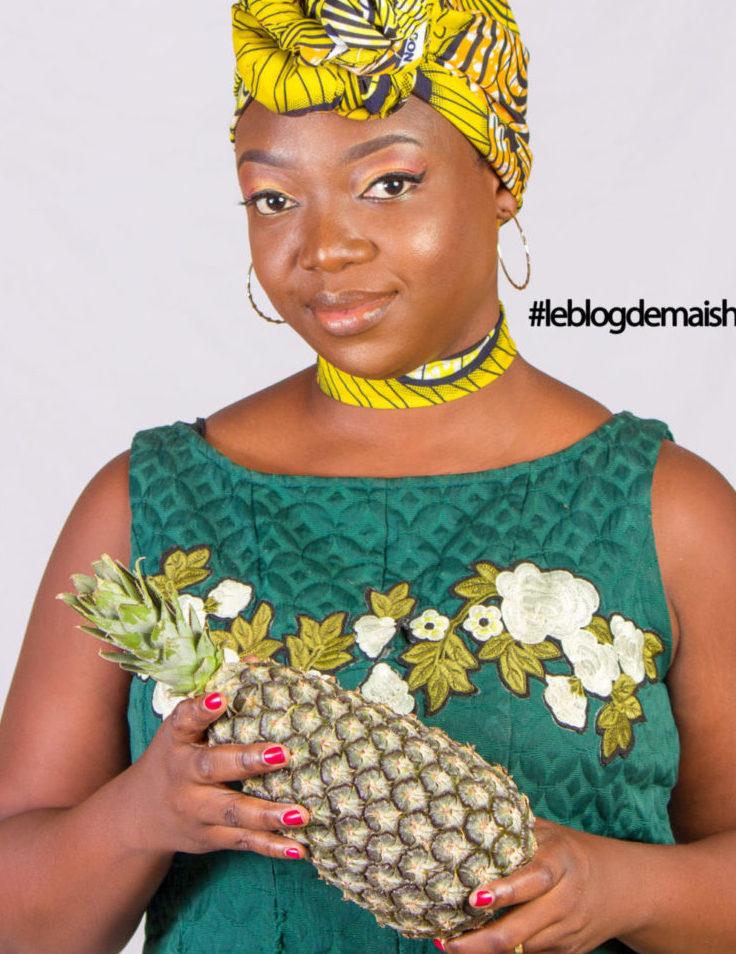 Un bel ananas