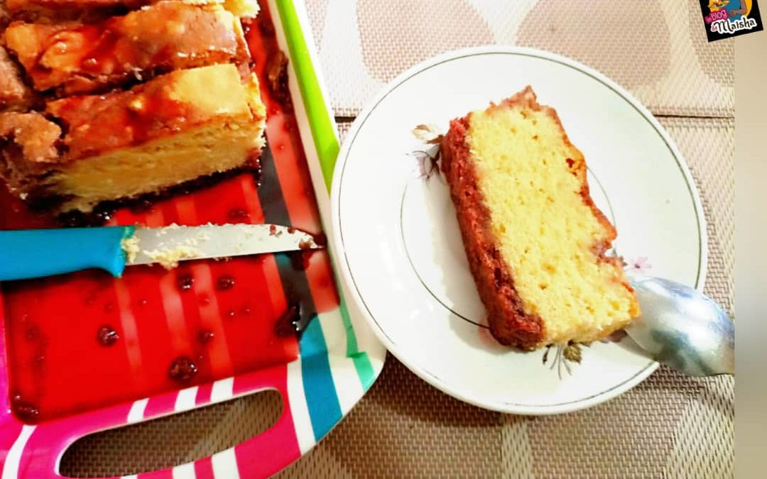 Du sans gluten pour un cake
