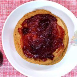 Pancake de patate douce pour…