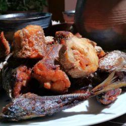 Que des repas togolais pour…